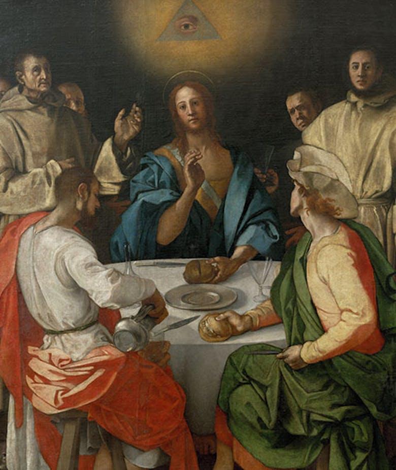 Cibo per gli occhi  il dato alimentare nei dipinti degli Uffizi