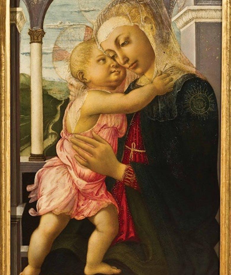 Madonna col Bambino detta Madonna della loggia