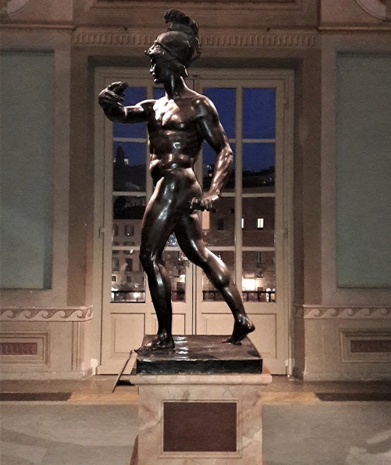 Last admission to the Uffizi and Pitti Palace at 5.45 pm