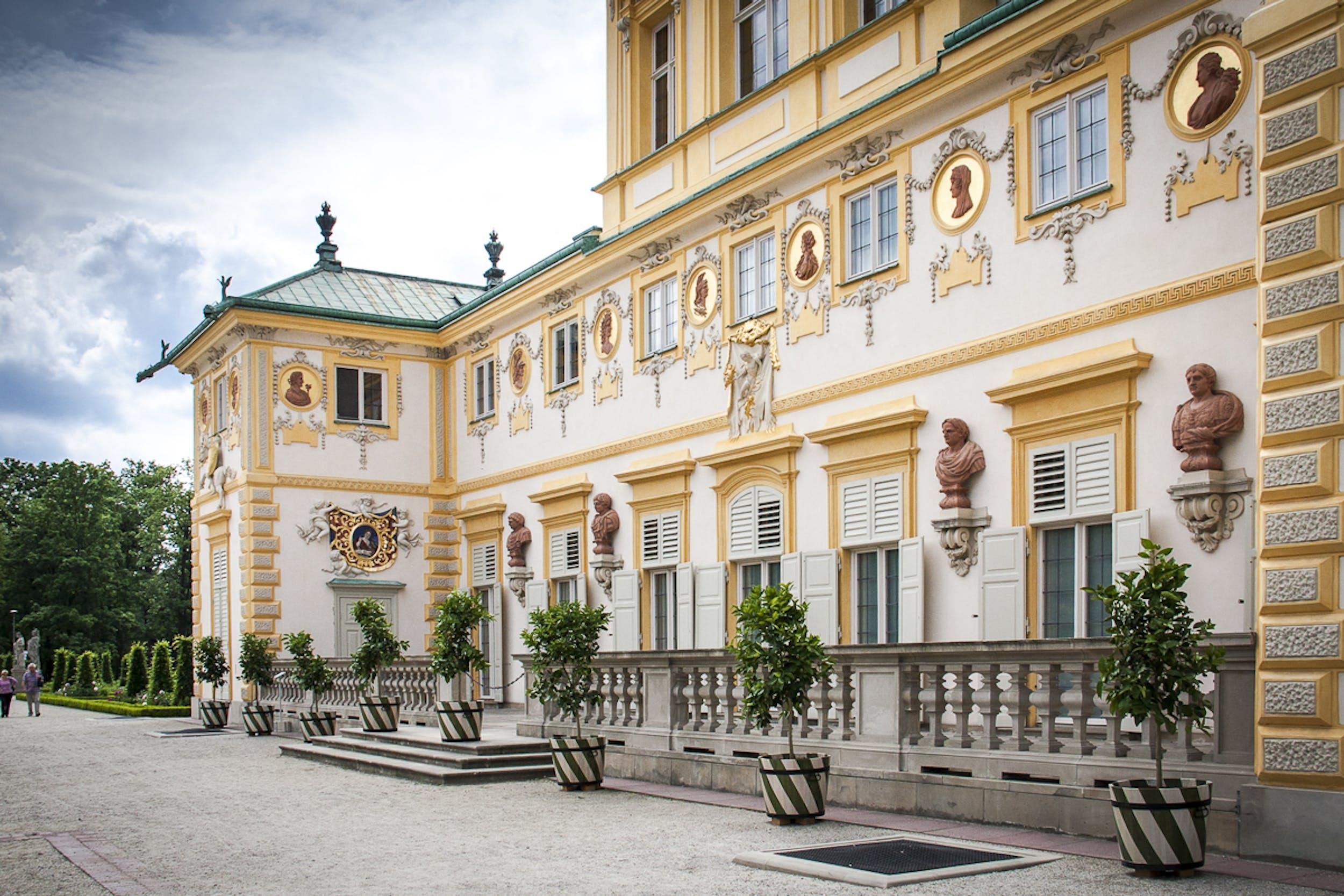 Il Palazzo di re Jan III a Wilanów