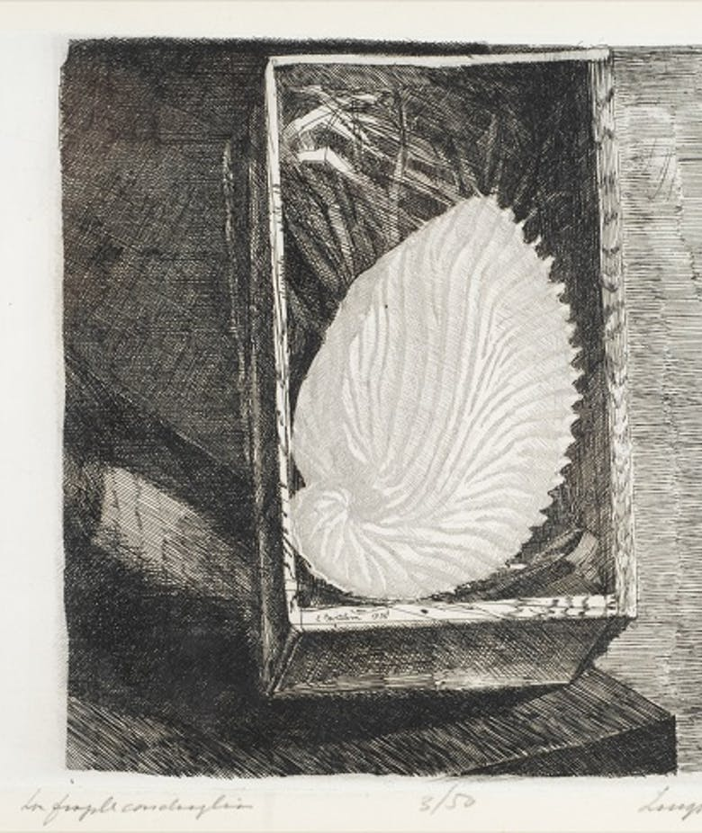 Otto acqueforti di Luigi Bartolini nella collezione del GDS degli Uffizi