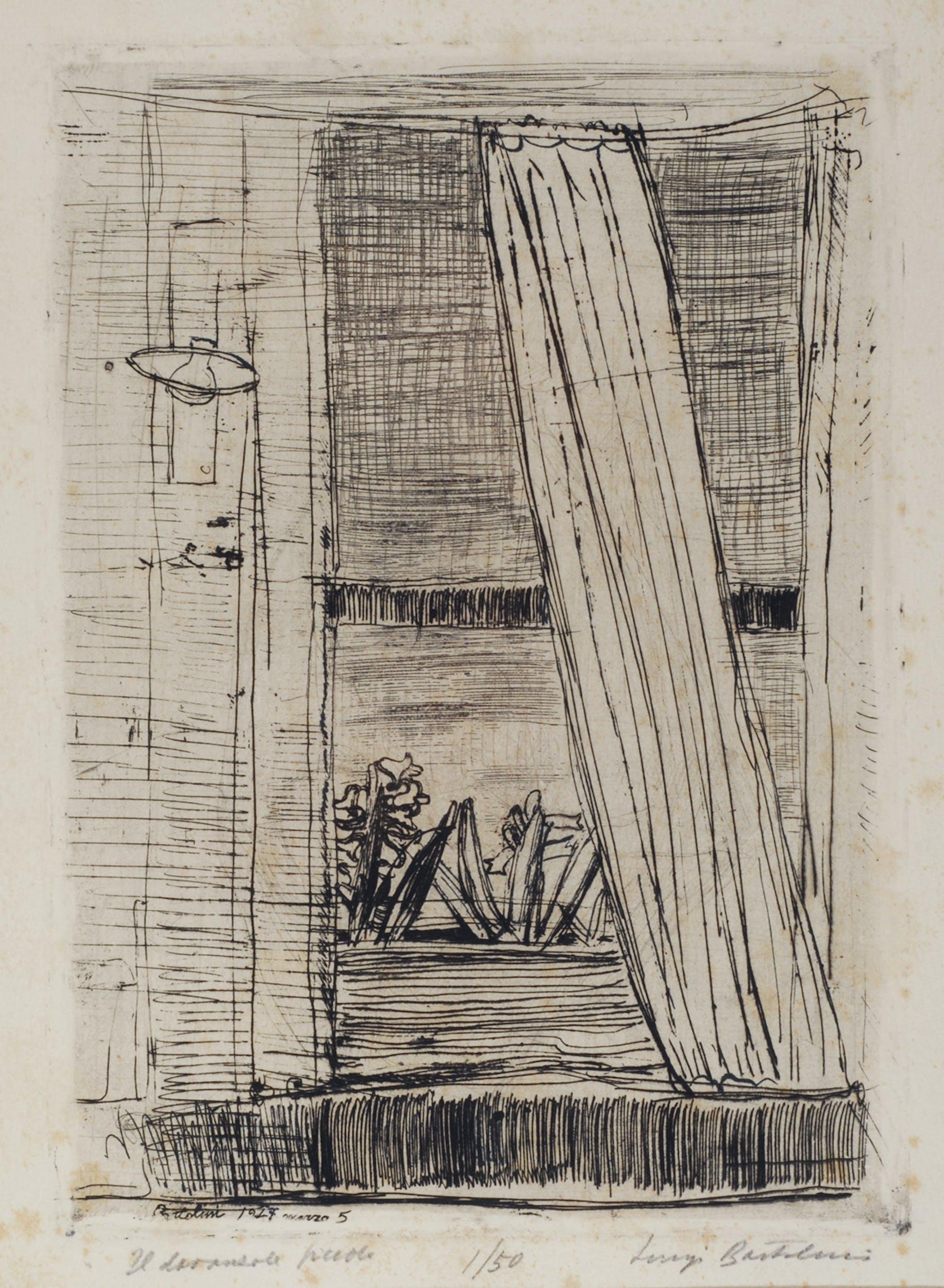 Luigi Bartolini, Il davanzale piccolo  1927
