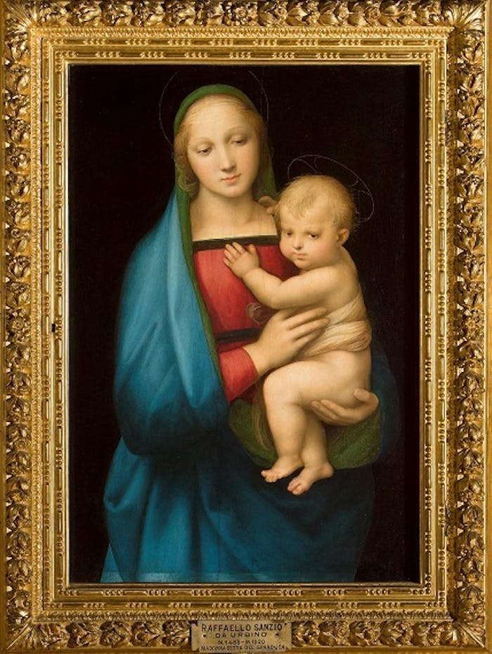Two hundred masterpieces to celebrate Raphael in the fifth centennial of his death
