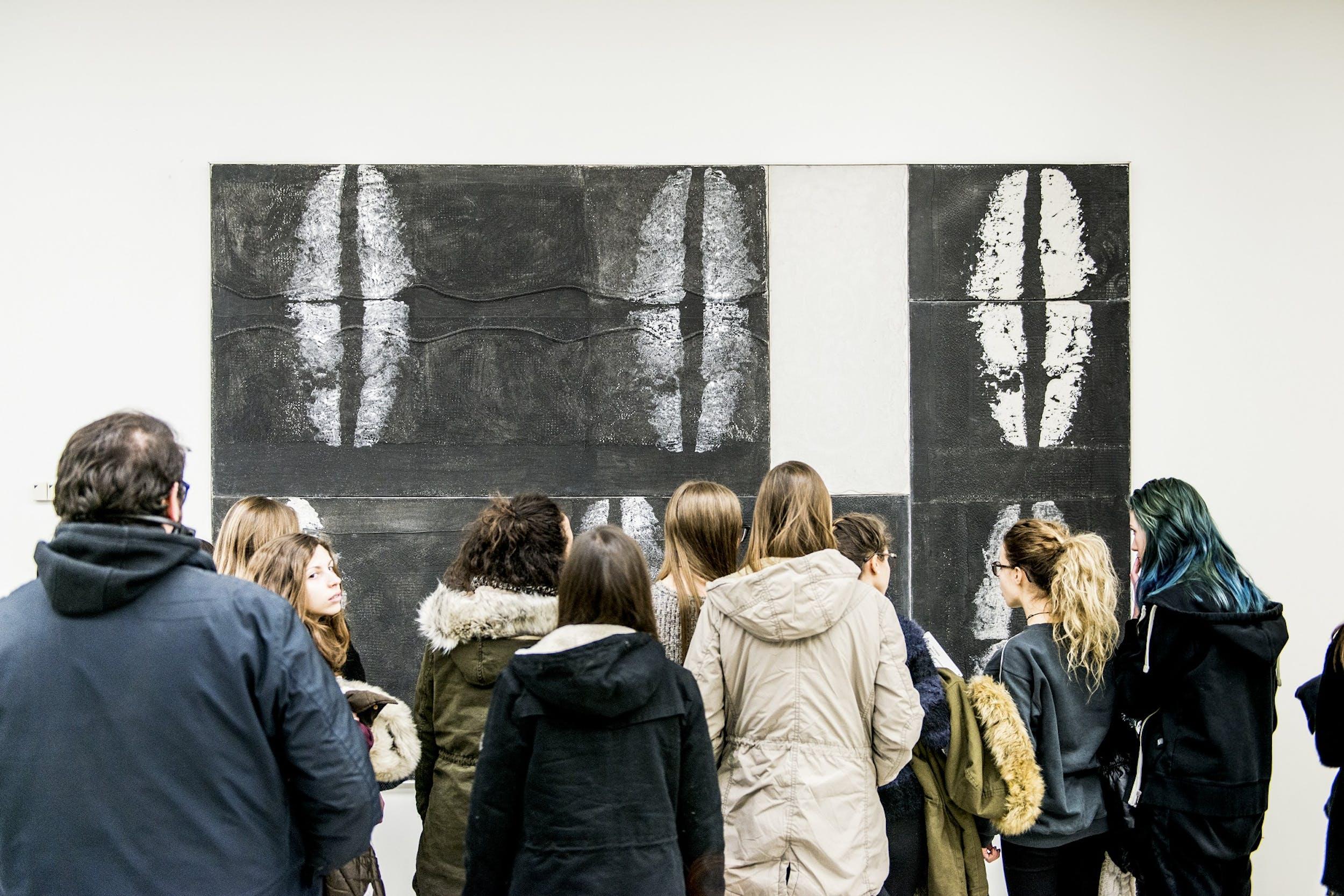 Museo del 900, Milano, ph. Elisabetta Brian