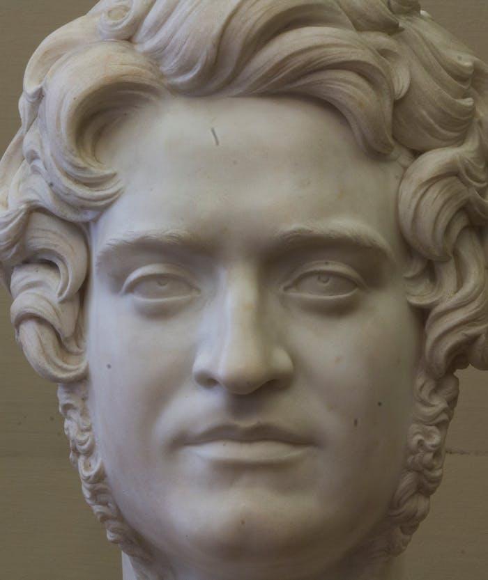 Il busto di Francesco Forti torna in Galleria d'Arte Moderna