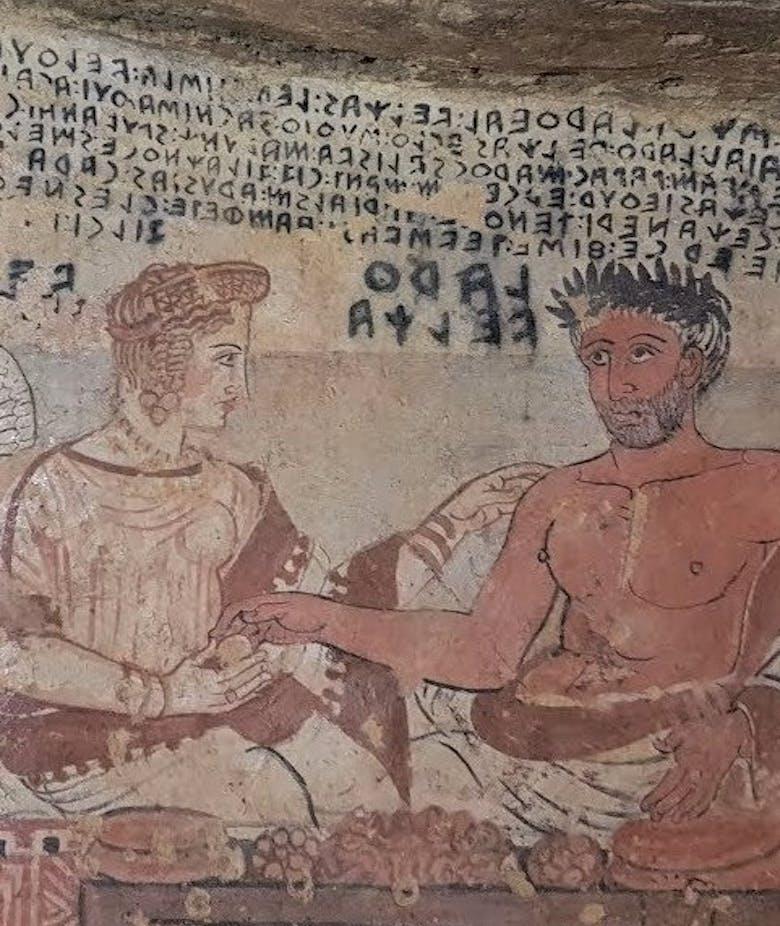 Online il ciclo di conferenze dedicato agli Etruschi!