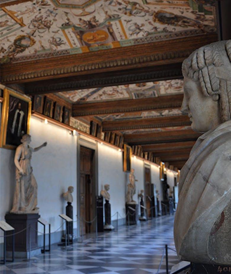 Luigi Lanzi e gli Uffizi