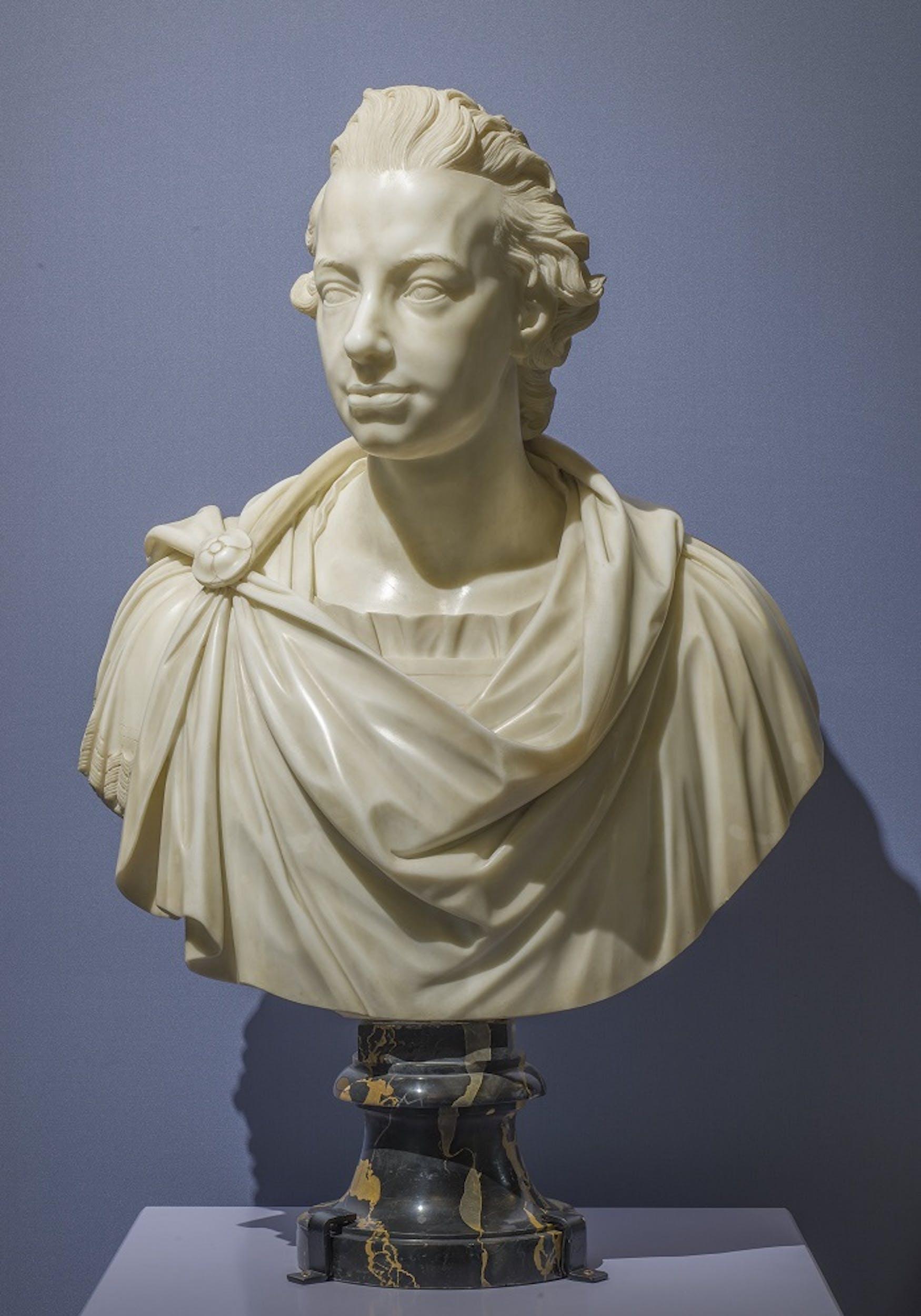 Busto ritratto di Pietro Leopoldo