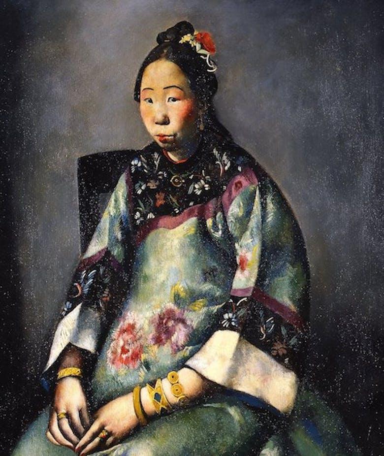 Portrait of Lyung-Yuk