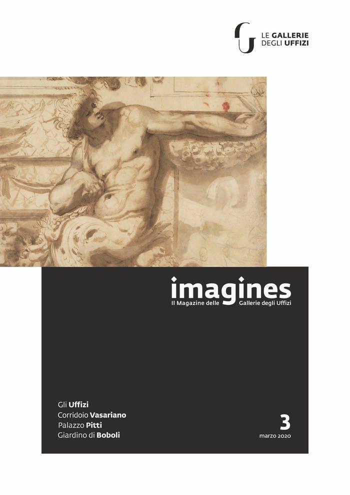 Online IMAGINES n.3: la rivista scientifica degli Uffizi