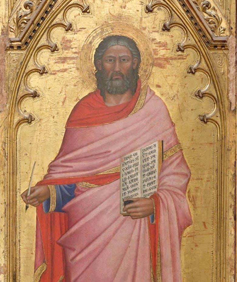 San Matteo e storie della sua vita