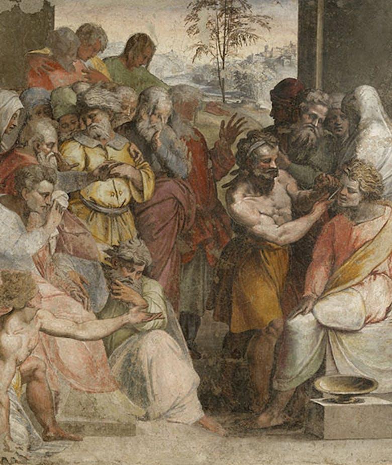 La Giustizia di Zaleuco