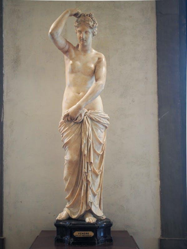 Venere Celeste, Firenze, Gallerie degli Uffizi, Galleria delle Statue e delle Pitture.