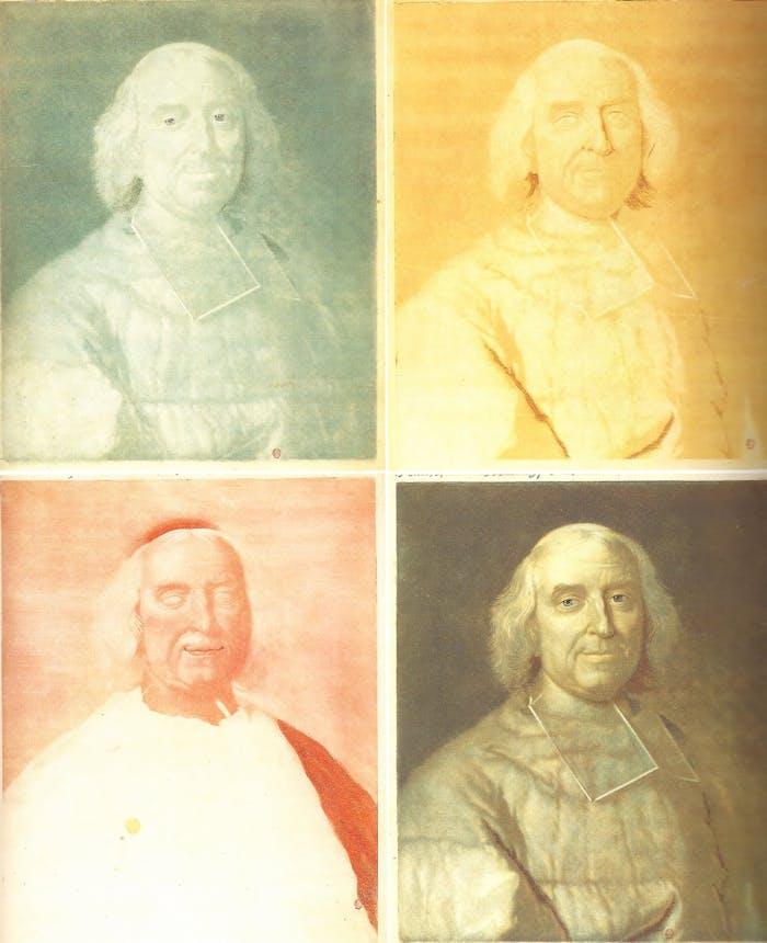 Gli esperimenti cromatici di Carlo Lasinio alla Galleria degli autoritratti degli Uffizi