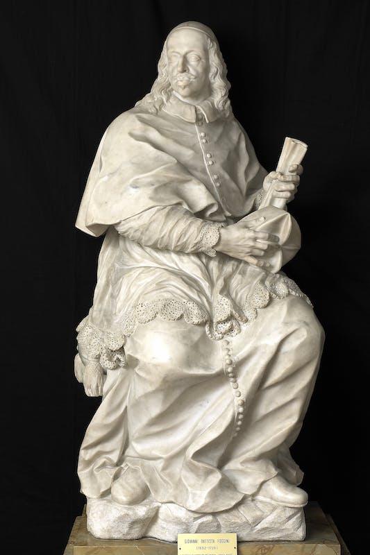 Giovan Battista Foggini, Ritratto del cardinale Leopoldo de' Medici, Gallerie degli Uffizi.