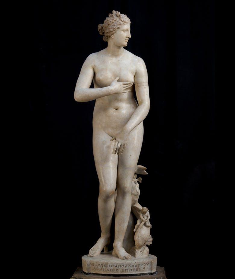 Antiquities at the Uffizi