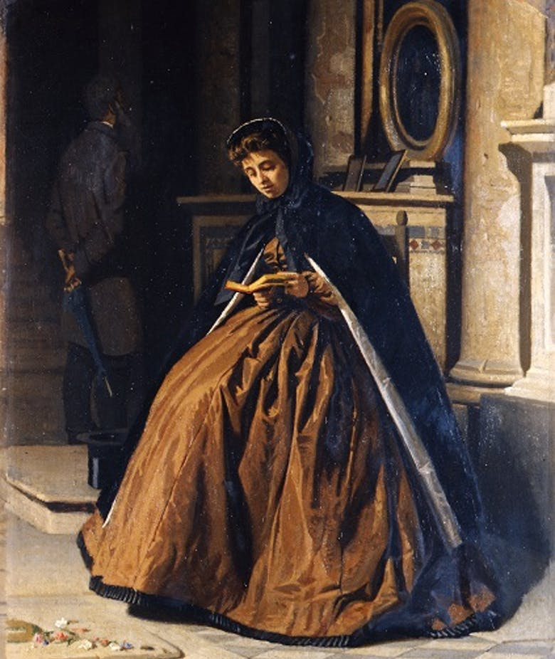 Oration (The prayer)