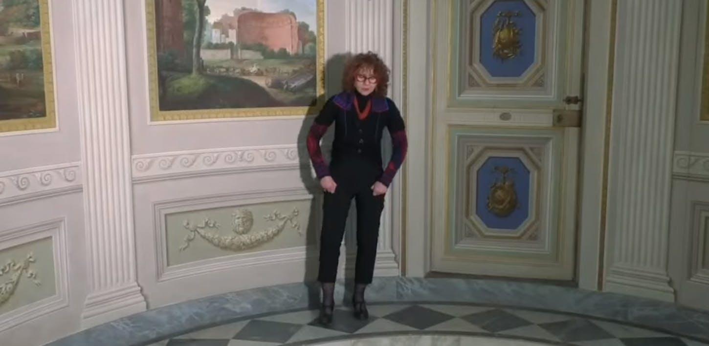 Nel bagno della Granduchessa a Palazzo Pitti