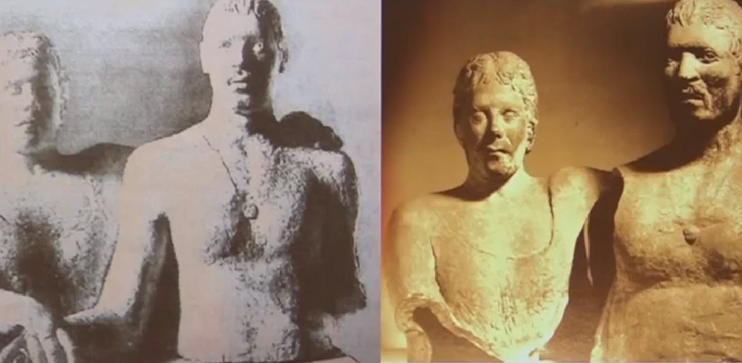 Adriano Maggiani - The Etruscans in modern and contemporary art