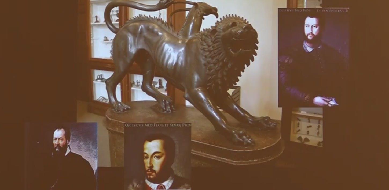 Maurizio Harari - Greek and Etruscan art in comparison