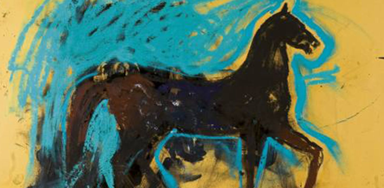 Gianluca Tagliamonte - Etruscan visions. Mario Schifano and the Etrusco-Italic art
