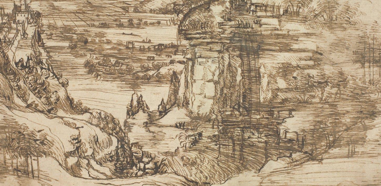 Eike Schmidt: Il primo Paesaggio disegnato da Leonardo ritorna a Vinci
