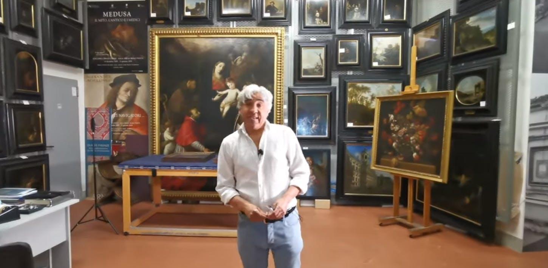 The Uffizi Secrets