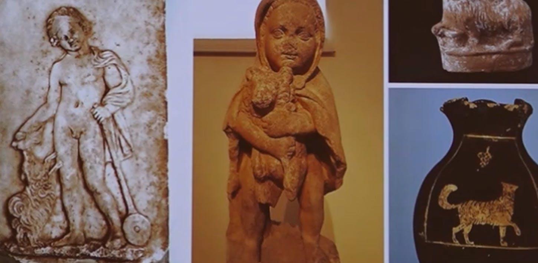 Francesco Tanganelli - Praesidium domus familiaeque. Storie e immagini di cani dall'Antichità Classica
