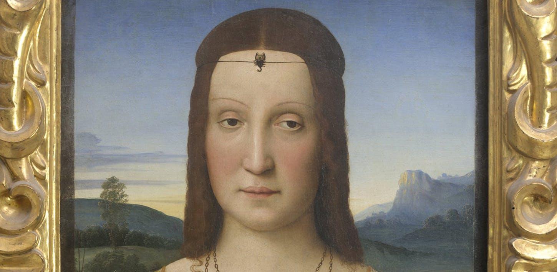 Silvia Malaguzzi - The jewels in the paintings of the Uffizi
