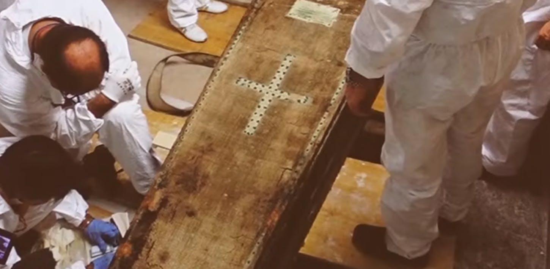 Donatella Lippi - Al di là del Progetto Medici: la ricognizione della sepoltura di Anna Maria Luisa