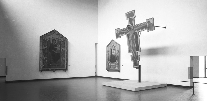 Ilaria Cattabriga - Le Sale dei Primitivi nel 1956. Il progetto museografico