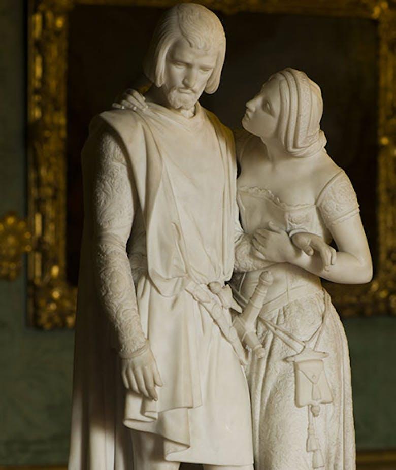 Pia de' Tolomei e Nello della Pietra