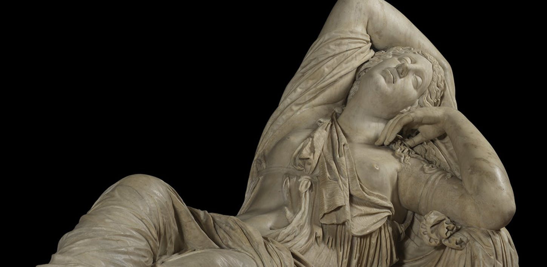 The myth of Sleeping Ariadne
