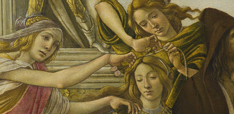 La Calunnia di Botticelli