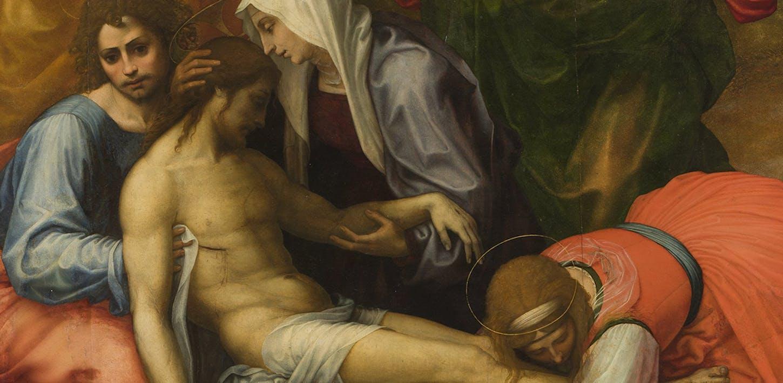 Il Compianto sul Cristo Morto di Fra Bartolomeo