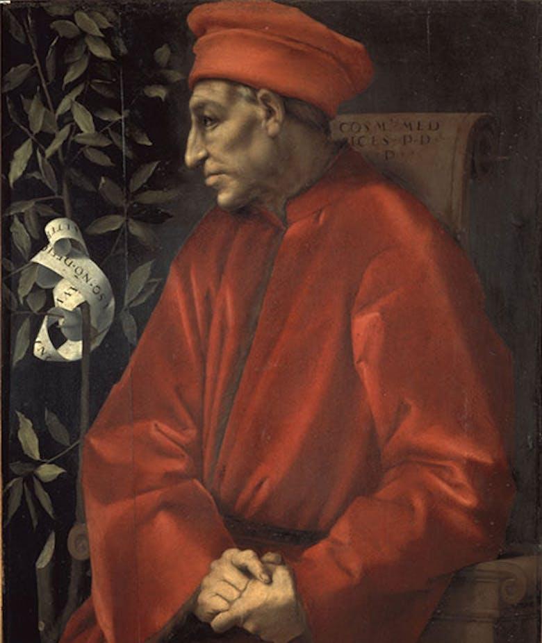 Ritratto di Cosimo il Vecchio
