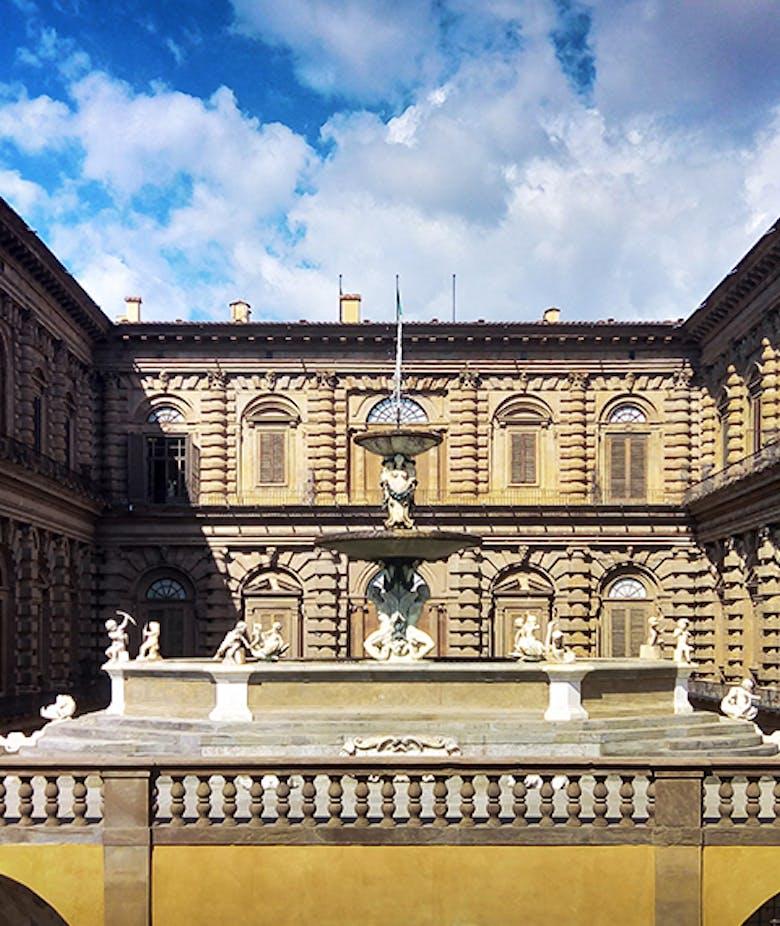 Palazzo Pitti è aperto nel rispetto delle norme anti-Covid