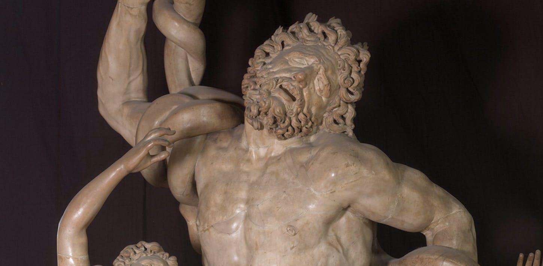 Il gruppo scultoreo del Laocoonte