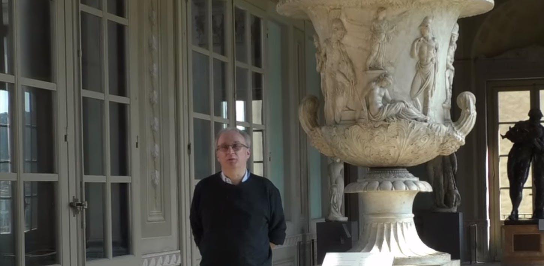 Il Vaso Medici degli Uffizi
