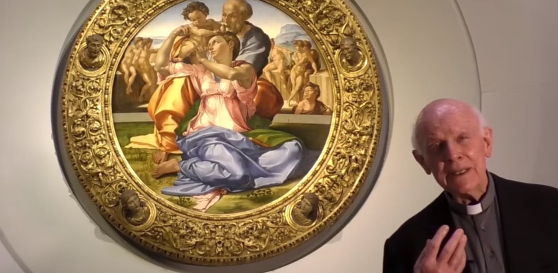 Il Tondo Doni di Michelangelo