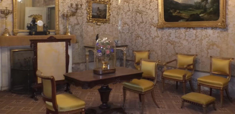 L'Appartamento della Duchessa d'Aosta a Palazzo Pitti - I