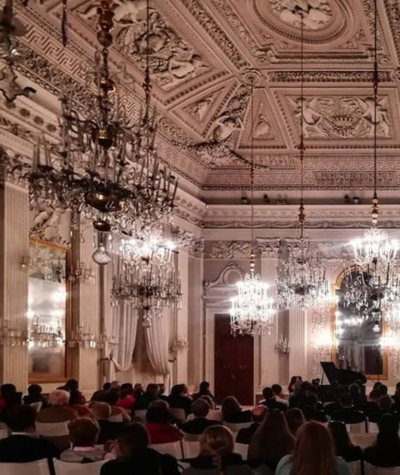 La reggia medicea in musica. Il Conservatorio Luigi Cherubini a Palazzo Pitti