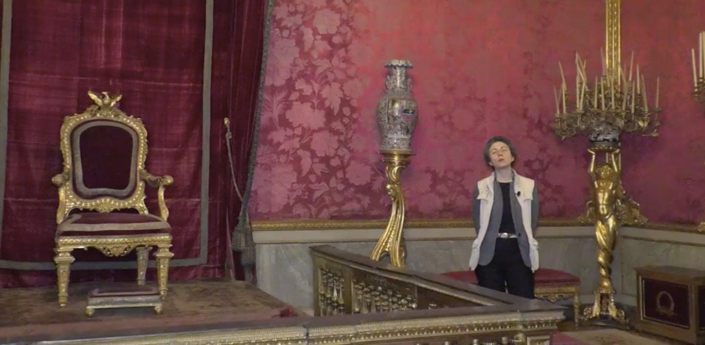 Introduzione agli Appartamenti Imperiali e Reali