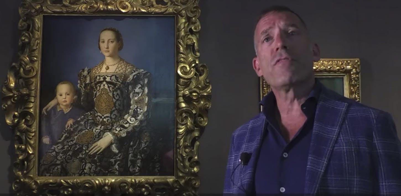 Eleonora di Toledo e suo figlio Giovanni