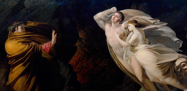 """Presentazione della nuova acquisizione del dipinto """"Paolo e Francesca"""" di Nicola Monti"""