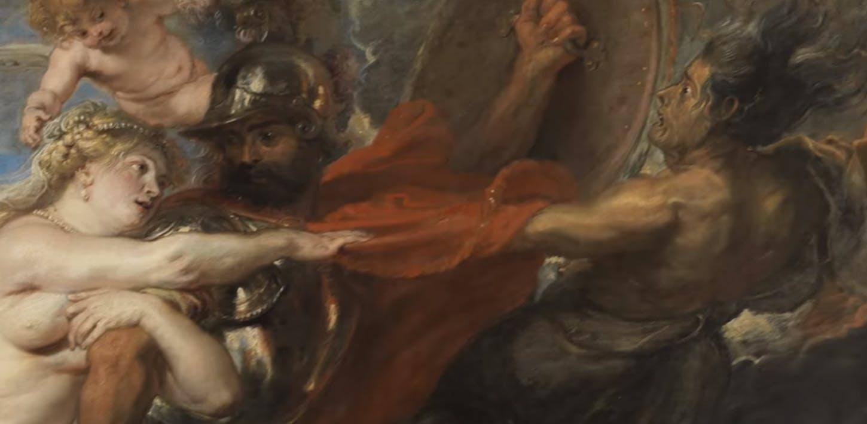Le Conseguenze della Guerra di Rubens