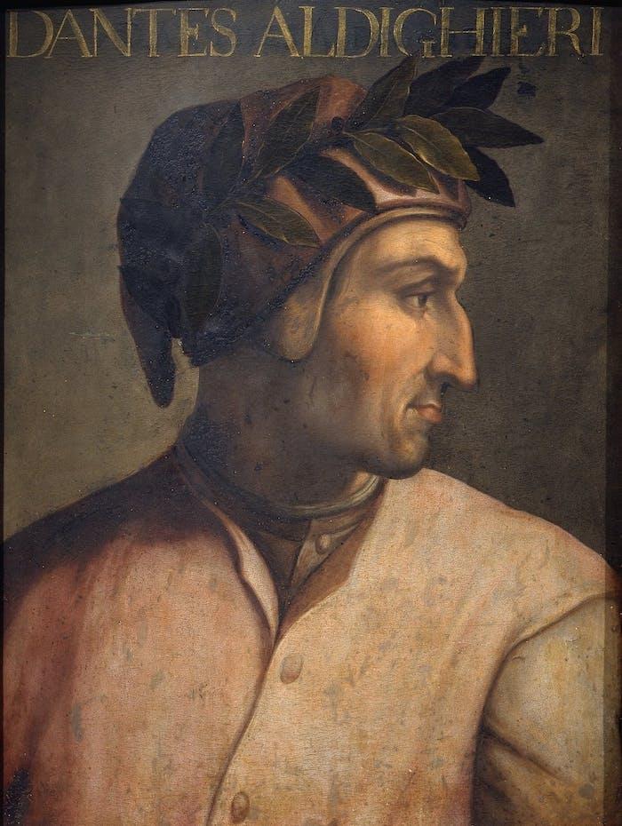 Dante, la visione dell'arte