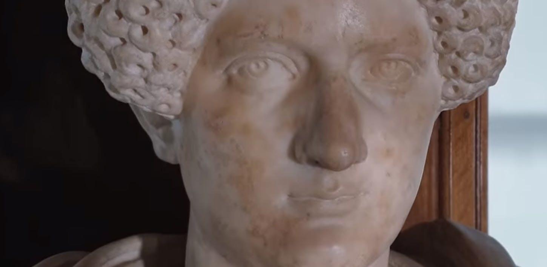 Domizia Longina, moglie dell'Imperatore Domiziano: una donna al potere