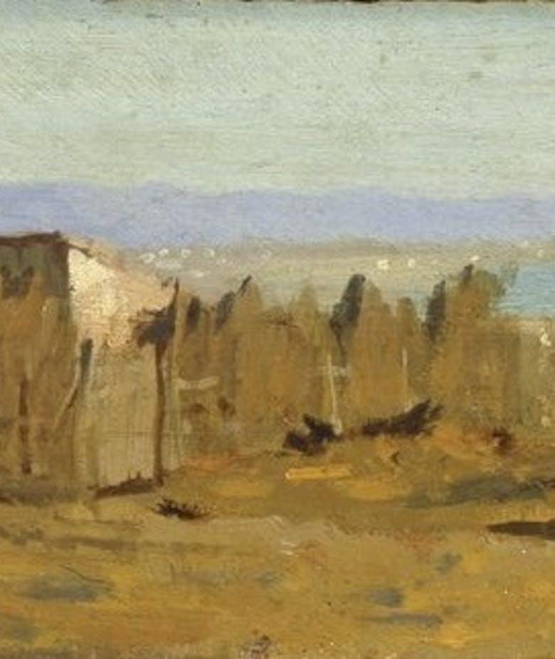 Veduta di Castiglioncello