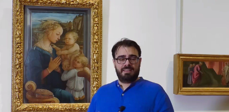 La Lippina di Filippo Lippi raccontata in latino
